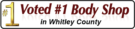 Voted #1 in Whitley County - 2011 & 2012